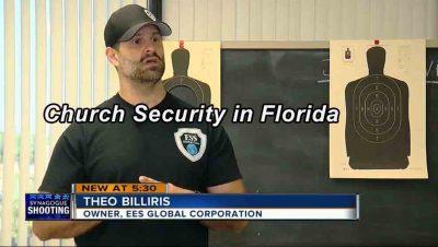 Tampa Church Security Training - Tarpon Springs