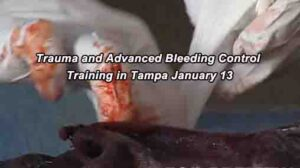 Trauma and Advanced Bleeding Control JAN