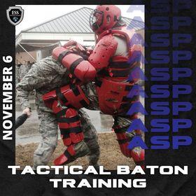tactical baton training in tampa