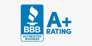 BBB Logo A+ Rating