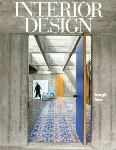 rita chraibi & Kobi Karp mag design