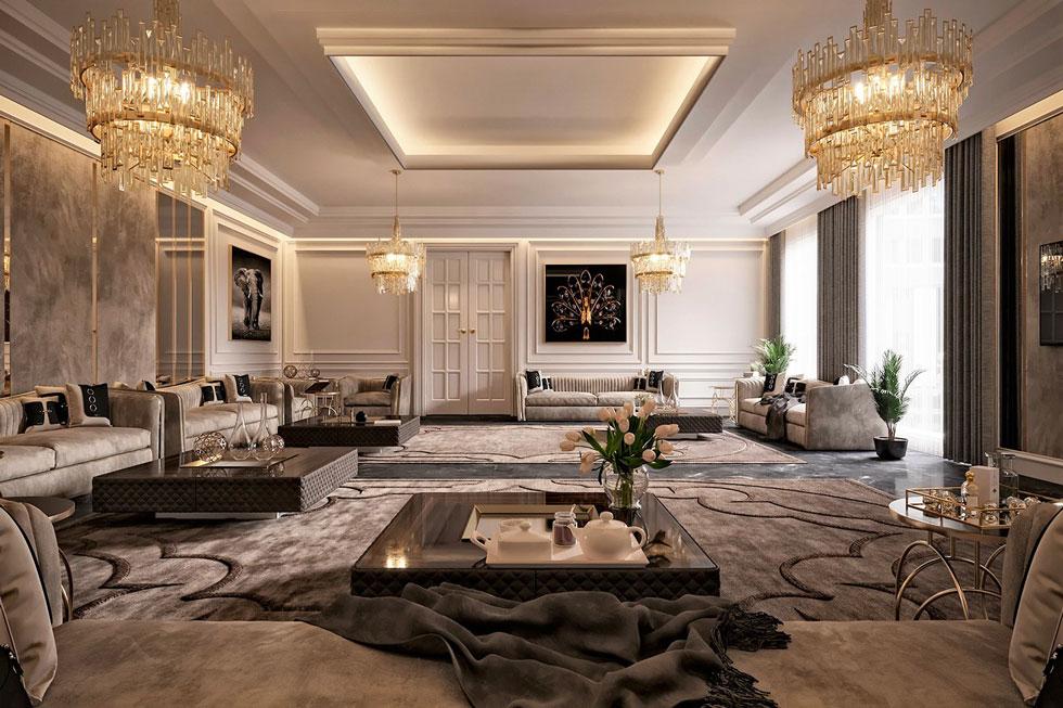Luxury interior design miami