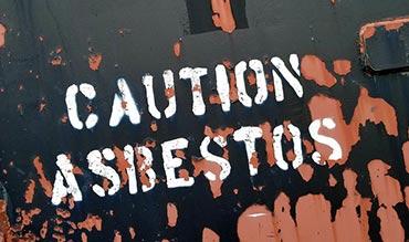 Asbestos Removal Philadelphia, Pa - asbestos sign