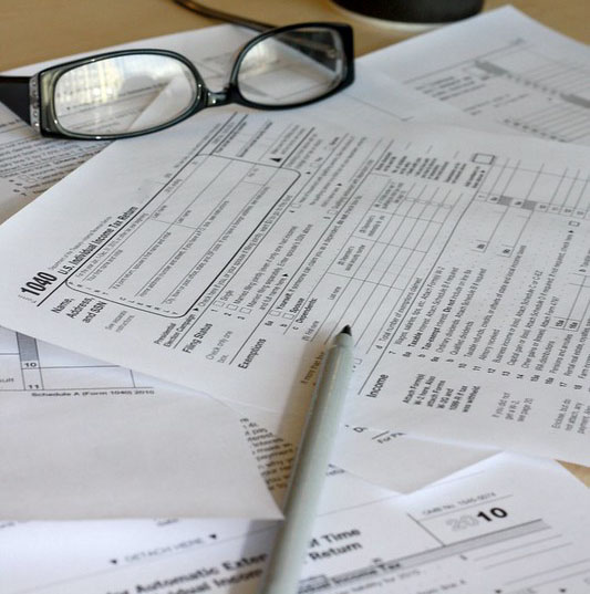 """""""Tax Day"""" by MoneyBlogNewz is licensed under CC BY 2.0"""