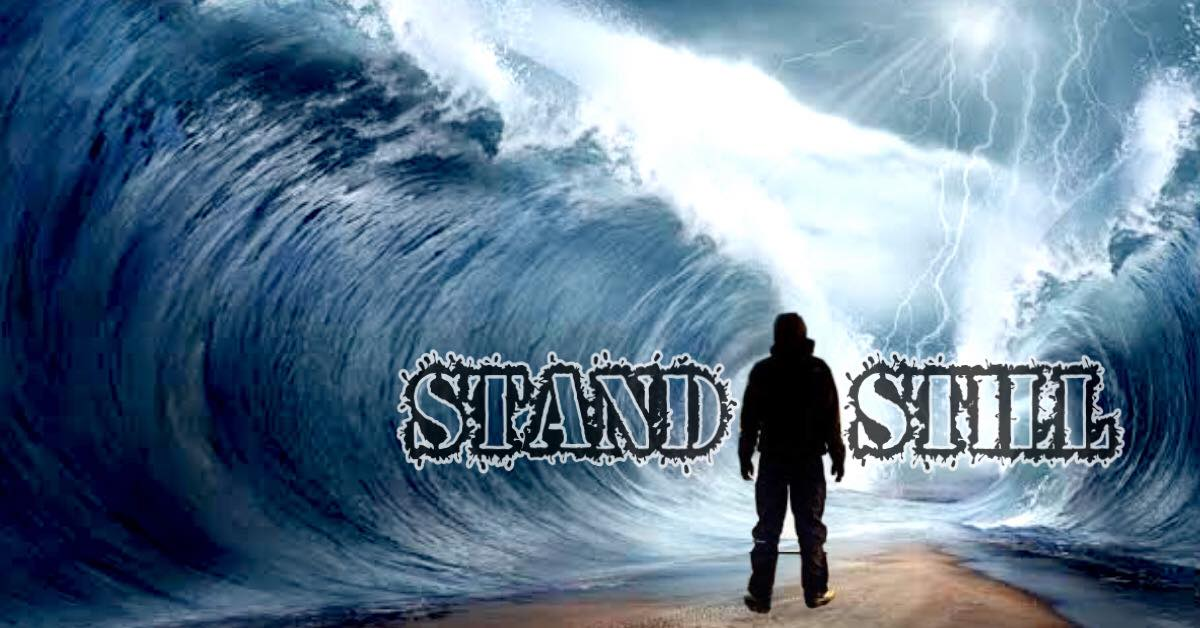 Do not be afraid, Look up and stand still!