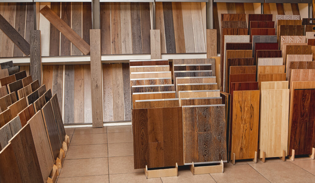 ABC's of Hardwood Floor Choices for Homes