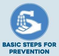 basic steps coviod-19