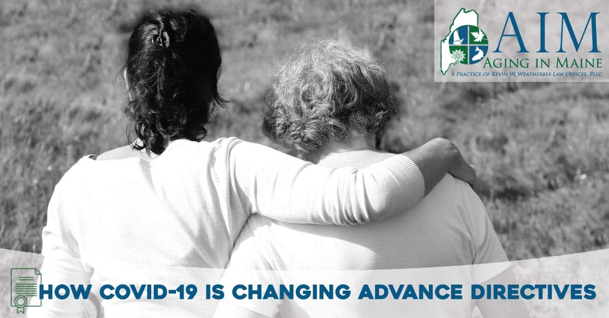 Changing Advance Directives