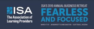 ISA Retreat 2019