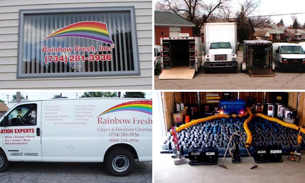Welcome to Rainbow Fresh