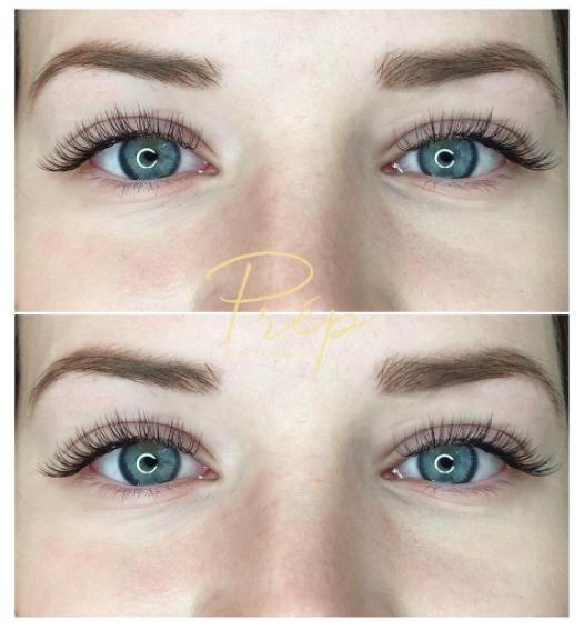 Eyelash Extensions at Prép Beauty Parlour
