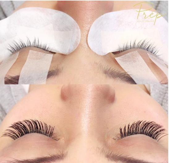 Best Eyelash Extensions Vancouver| Prép Beauty Parlour