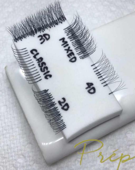 Best Russian Volume 3D Lashes Vancouver   Prép Beauty Parlour
