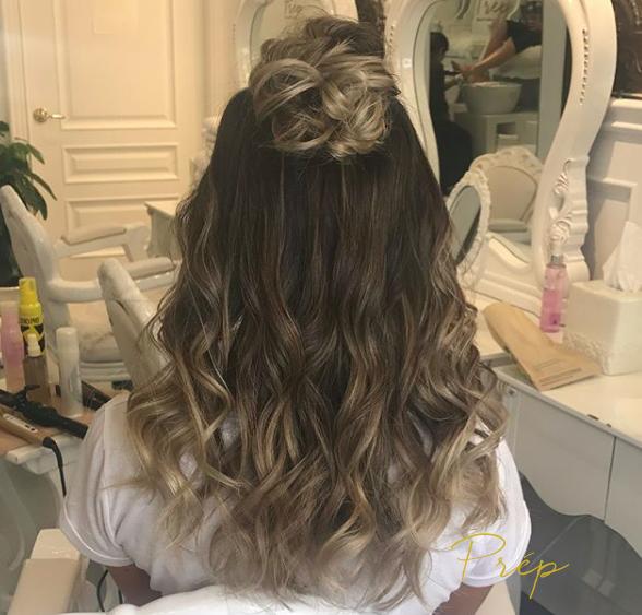 Best Hair and Make Up Artist Vancouver | Prép Beauty Parlour