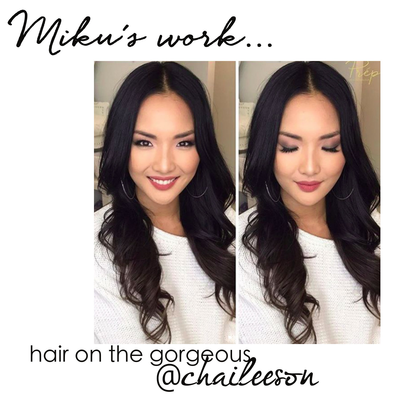 Chailee Son Best Hair and Make Up Artist Vancouver | Prép Beauty Parlour