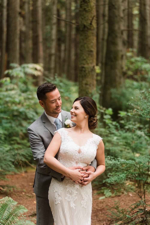 Best Wedding Hair and Makeup Vancouver | Prép Beauty Parloura