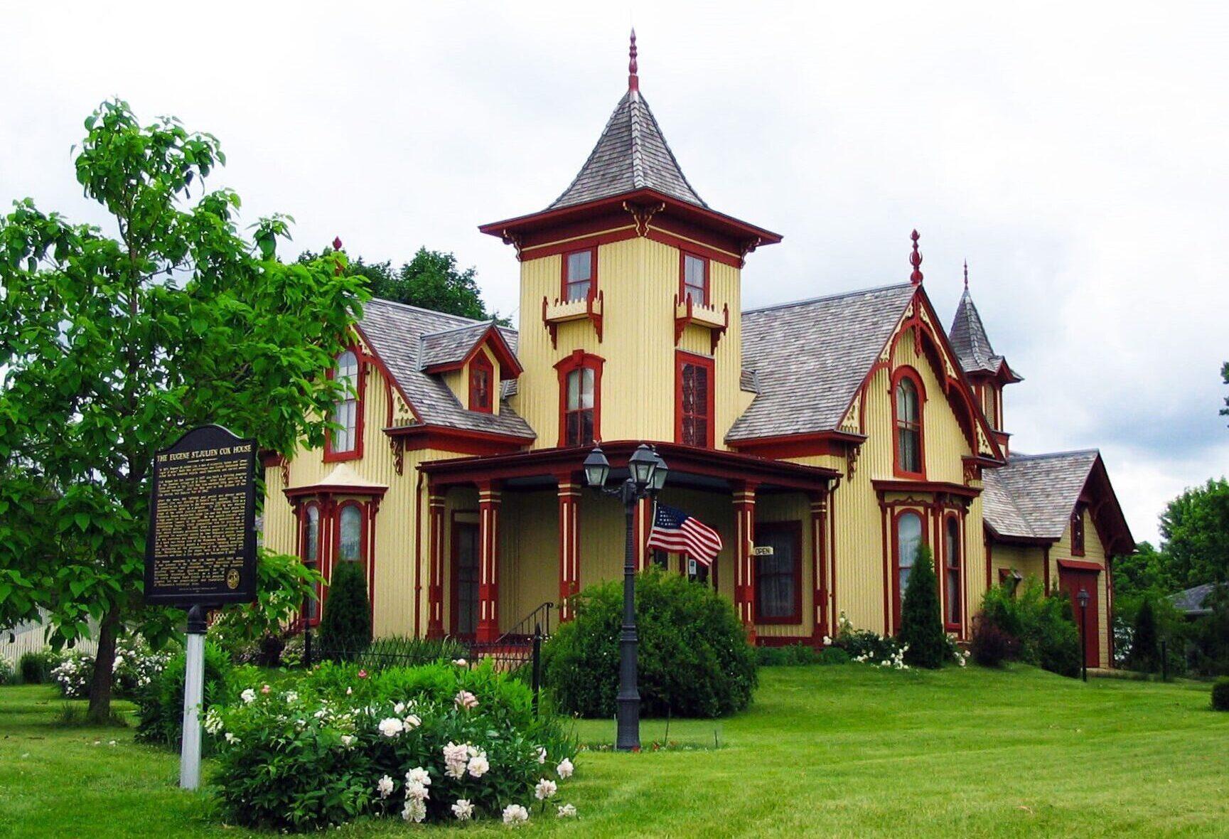 E. St. Julien Cox House
