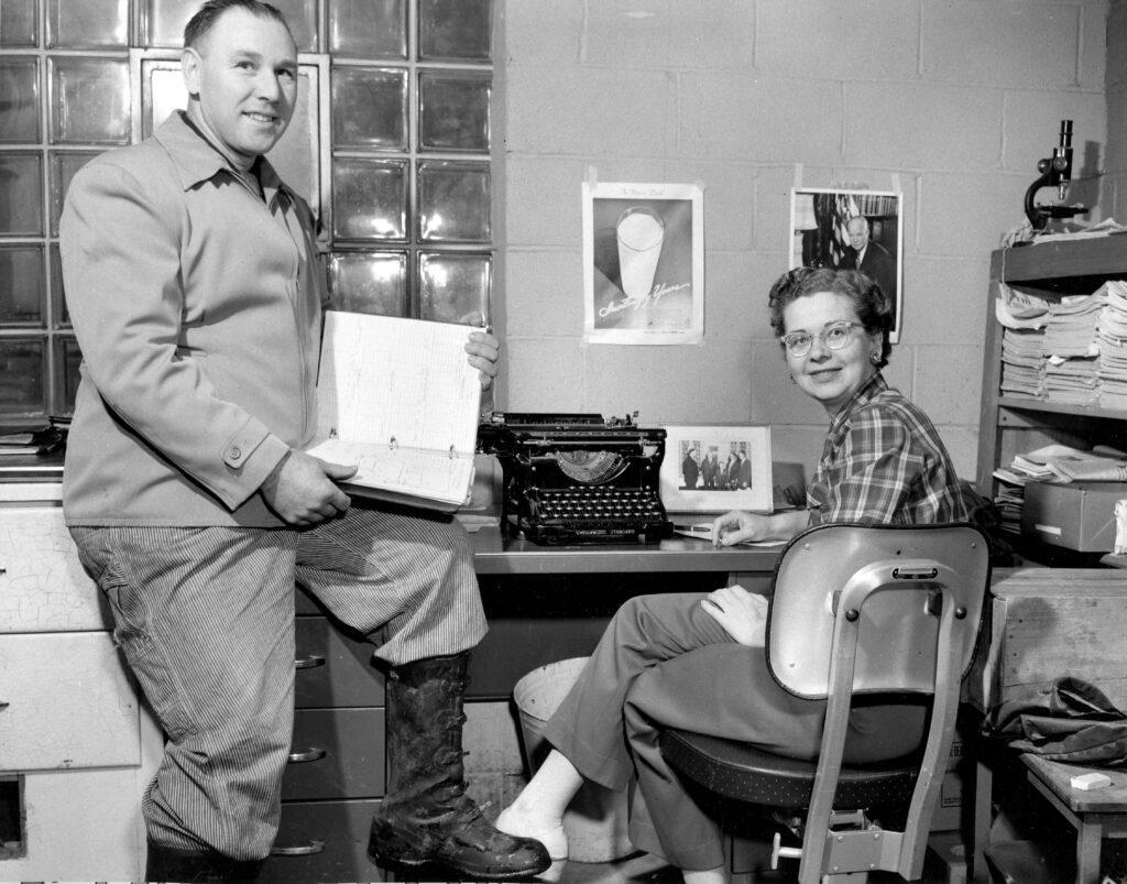 Walter and Cora Schultz