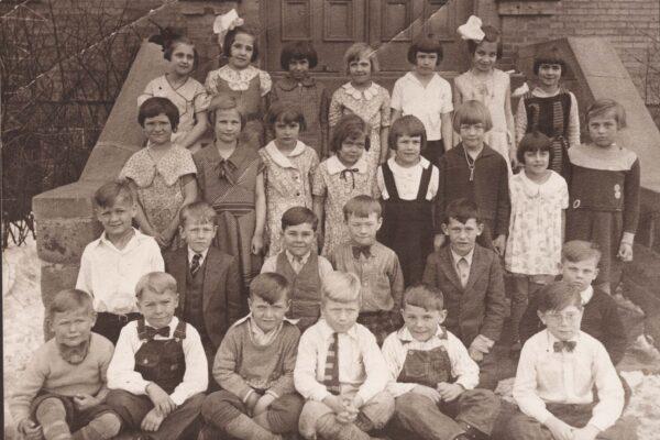 St. Peter elem. class 1932