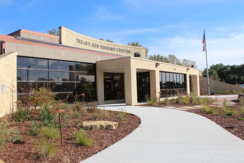 Treaty Site History Center