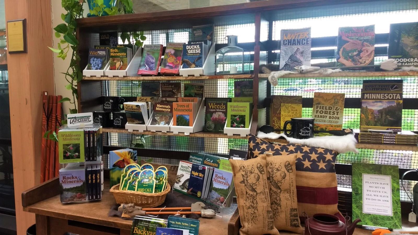 Treaty Site History Center gift shop