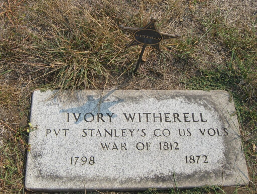 Private Ivory Witherell