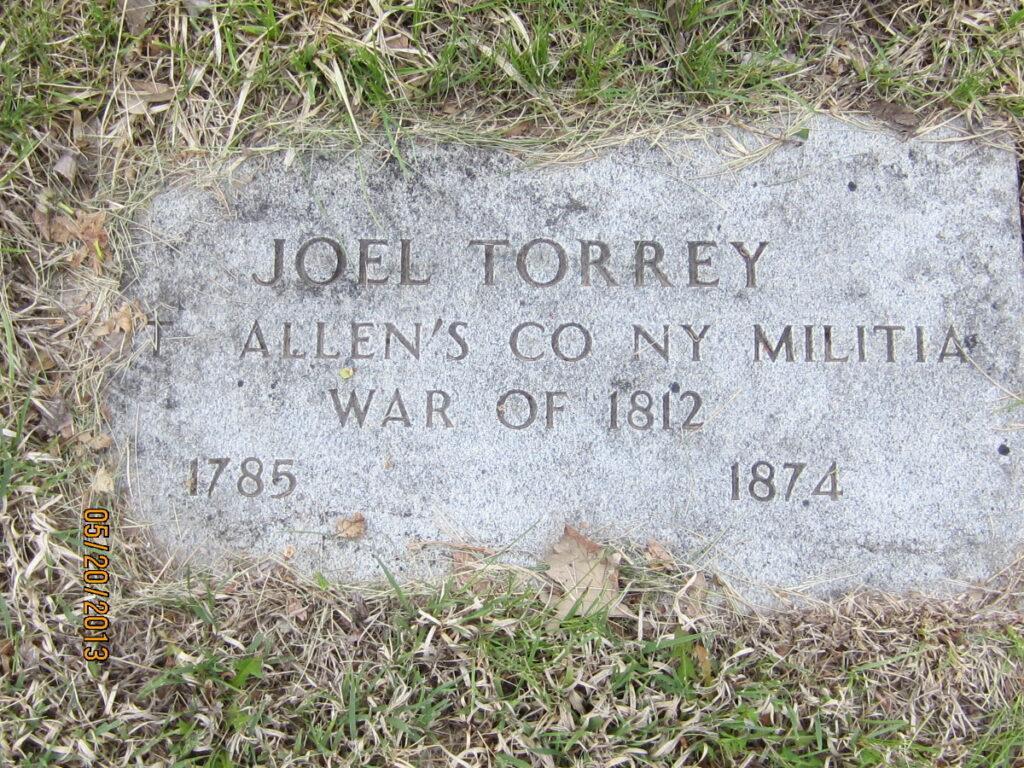 Private Joel Torrey