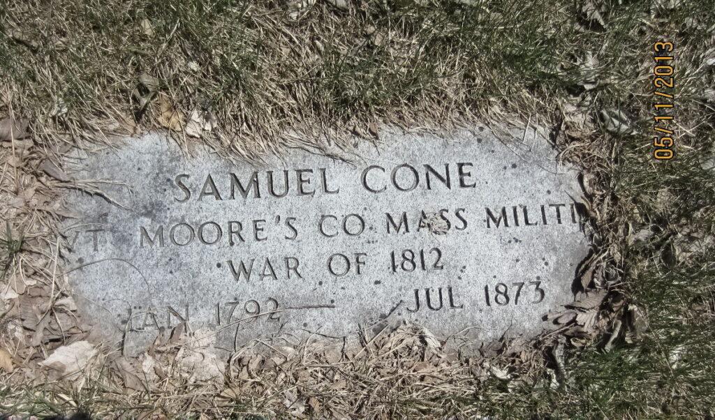 Private Samuel Cone