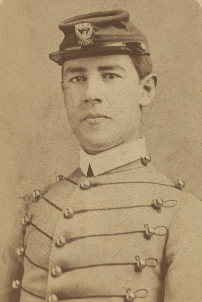 Young William Carey Brown