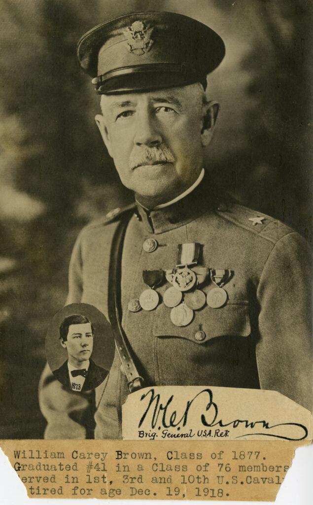 Brigadier General William Carey Brown