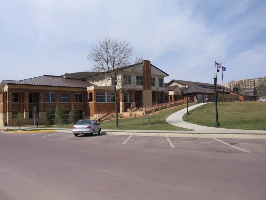 Community Center & Library