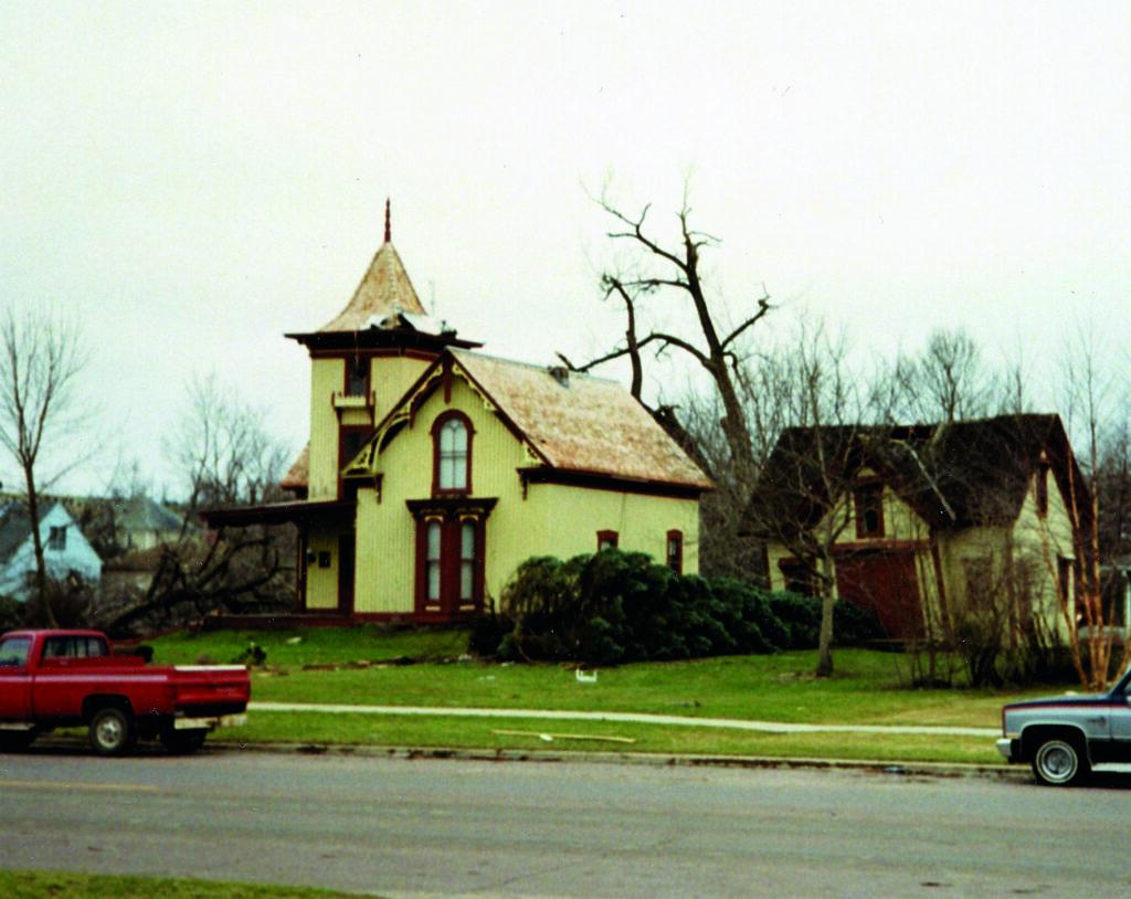 Eugene St. Julien Cox House