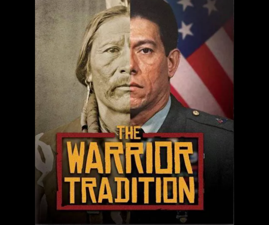 Color image of cover art for documentary film