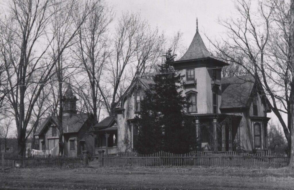 Cox House 1913