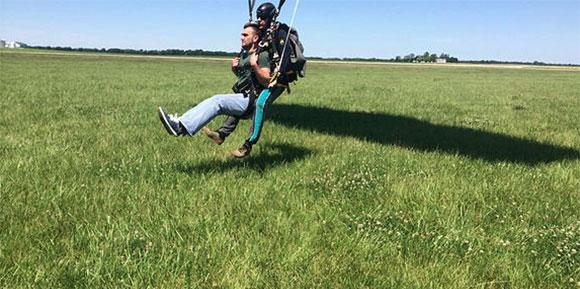skydiving - gateway skydiving center