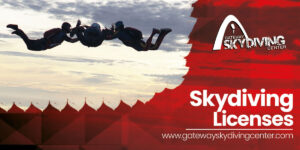 Read more about the article Skydiving Licenses