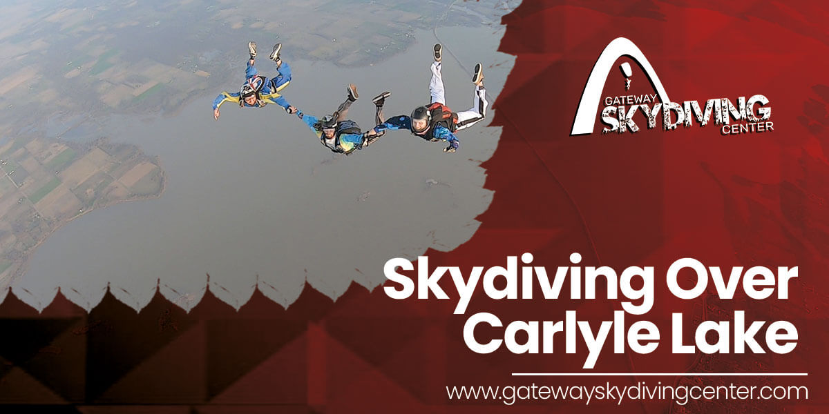 You are currently viewing Skydiving Over Carlyle Lake