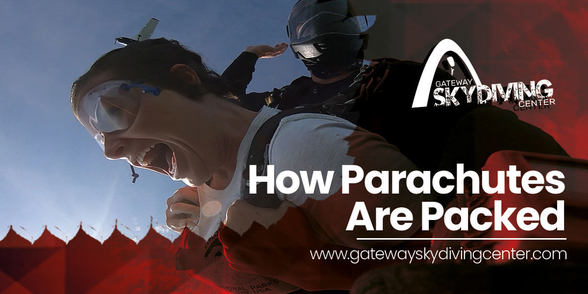 You are currently viewing How Parachutes Are Packed