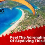 Feel The Adrenaline Of Skydiving This Summer
