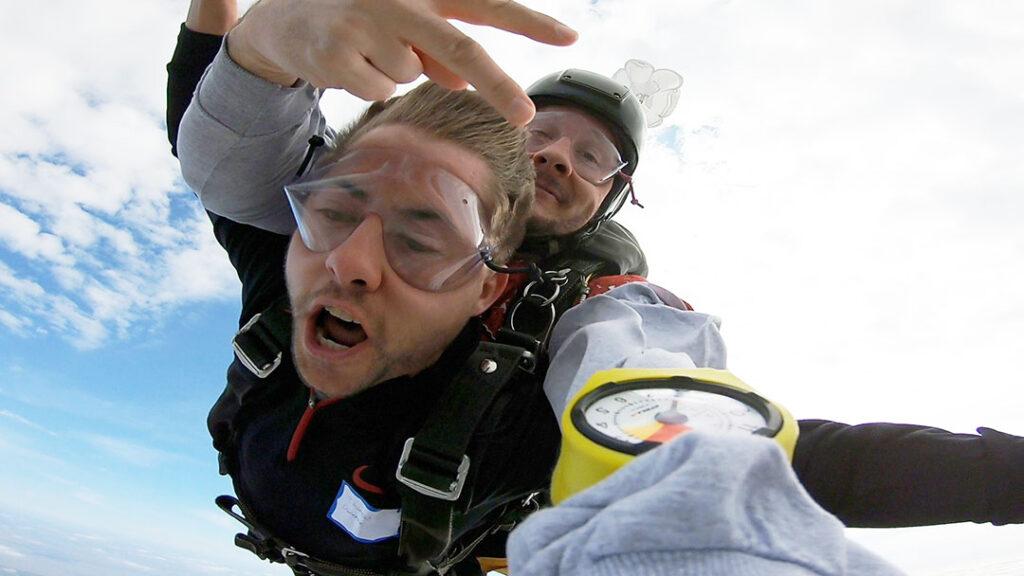 gateway skydiving center