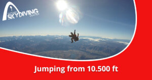 Read more about the article Jumping from 10.500 ft