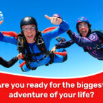 Are you ready for the biggest adventure of your life?