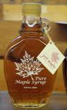 flat bottle 250ml - leaf - sm