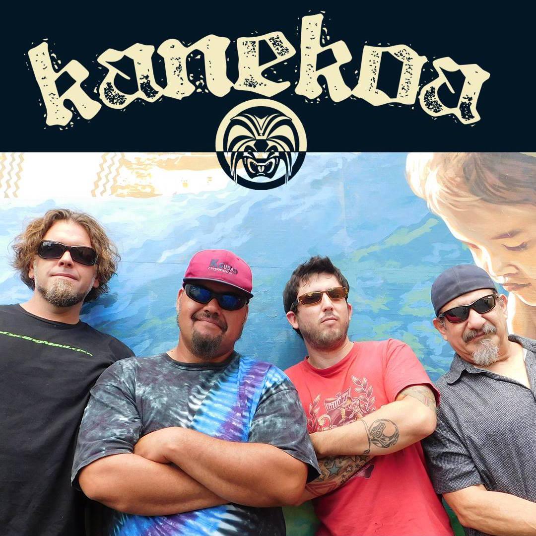 Kanekoa - Hawaiian Jam Band at da Playground Maui