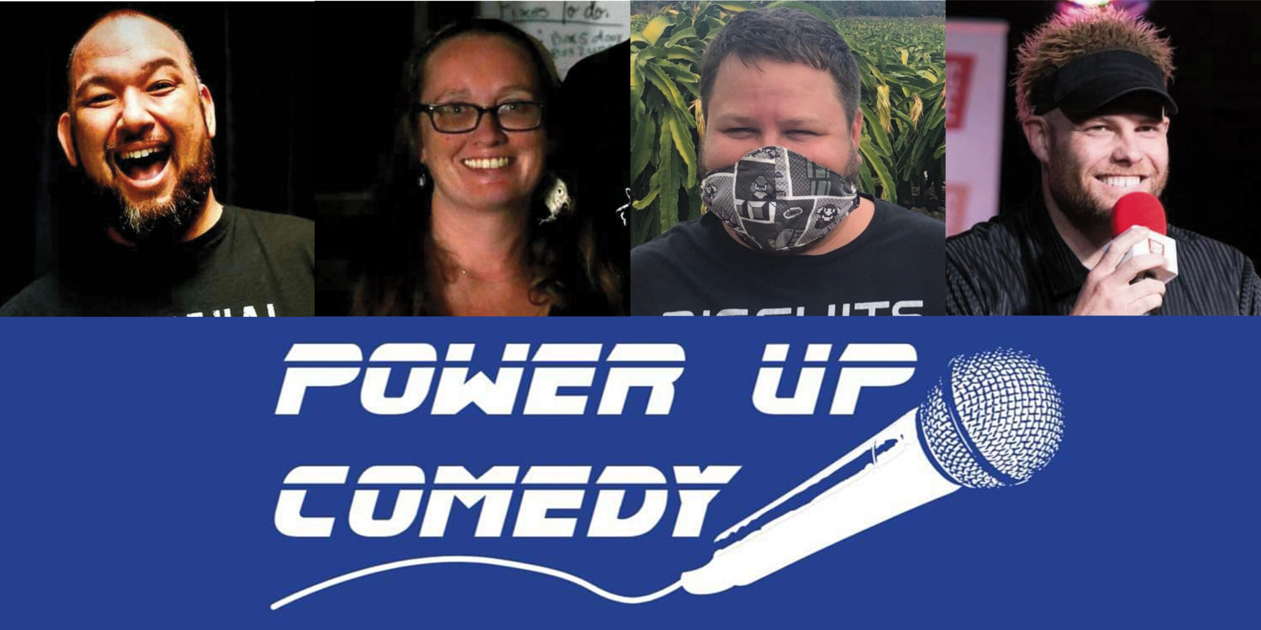 !Monday Funday! Power Up Comedy presents stand up