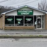 covington credit signature loans
