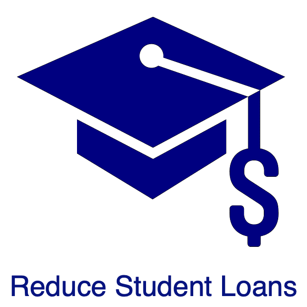 reduce your student loans