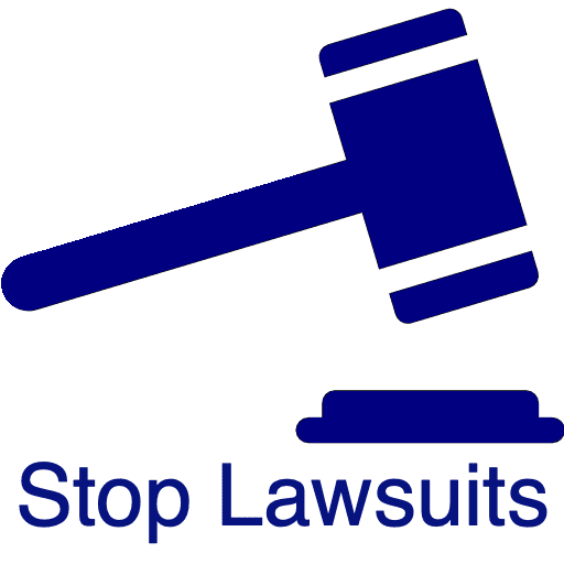 stop lawsuits by filing bankruptcy