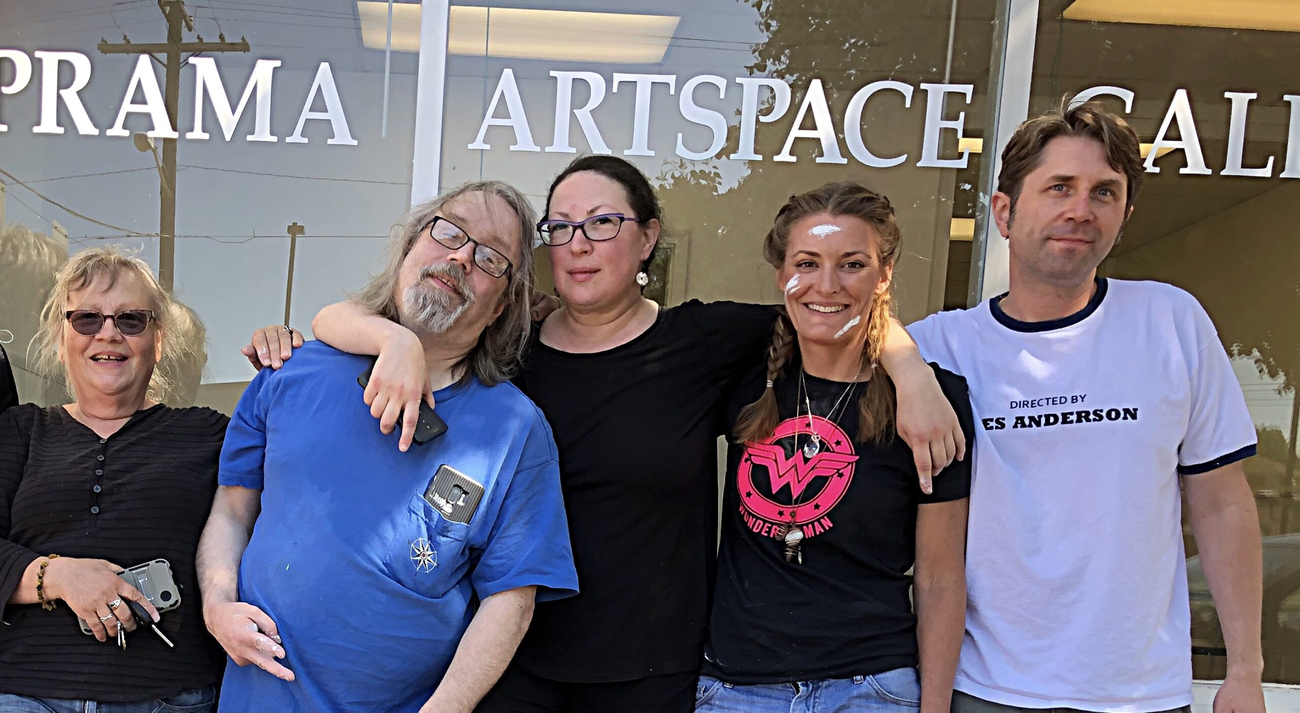 June Hund, Sean Mabin, Laura D'Alessandro, Jennifer Gleason, Jim Szudy
