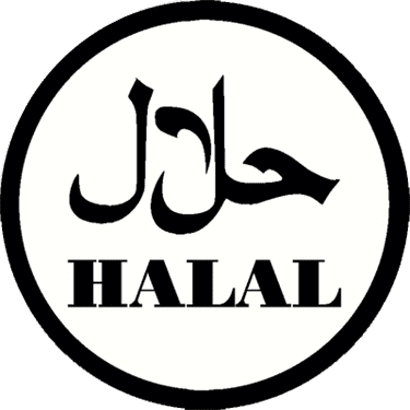 Halal No Background